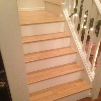 Ahşap Merdiven 16