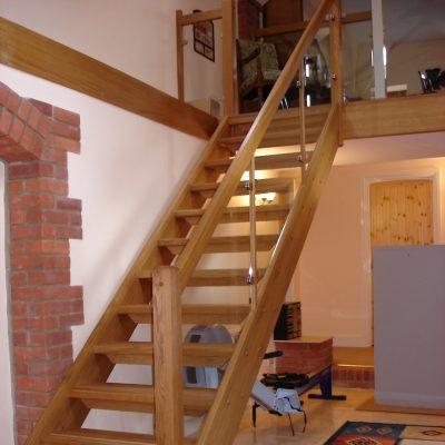 Ahşap Merdiven 23