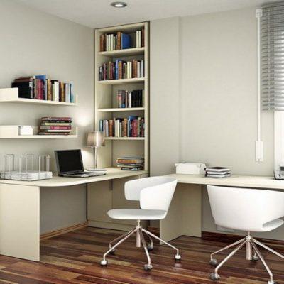 Kitaplık-Çalışma Masası 11