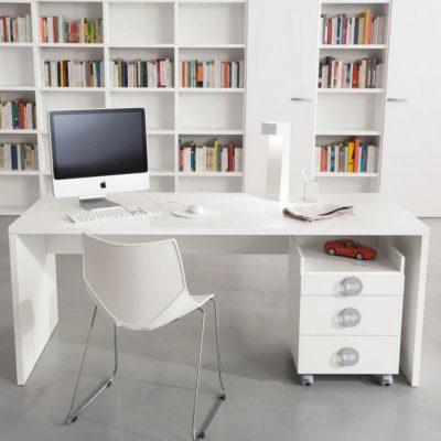 Kitaplık-Çalışma Masası 19