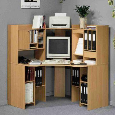 Kitaplık-Çalışma Masası 05