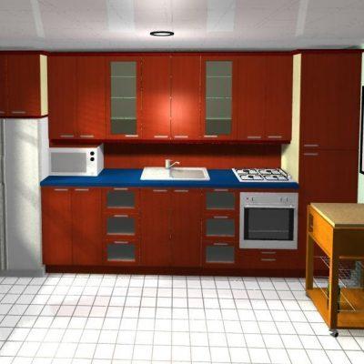 Mutfak Dolabı 02
